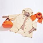 初秋コート